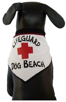 Lifeguard Scarf