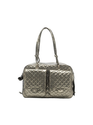 Alex Bag - Gunmetal Snake