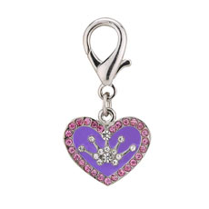 Aria Queen of Hearts Charms