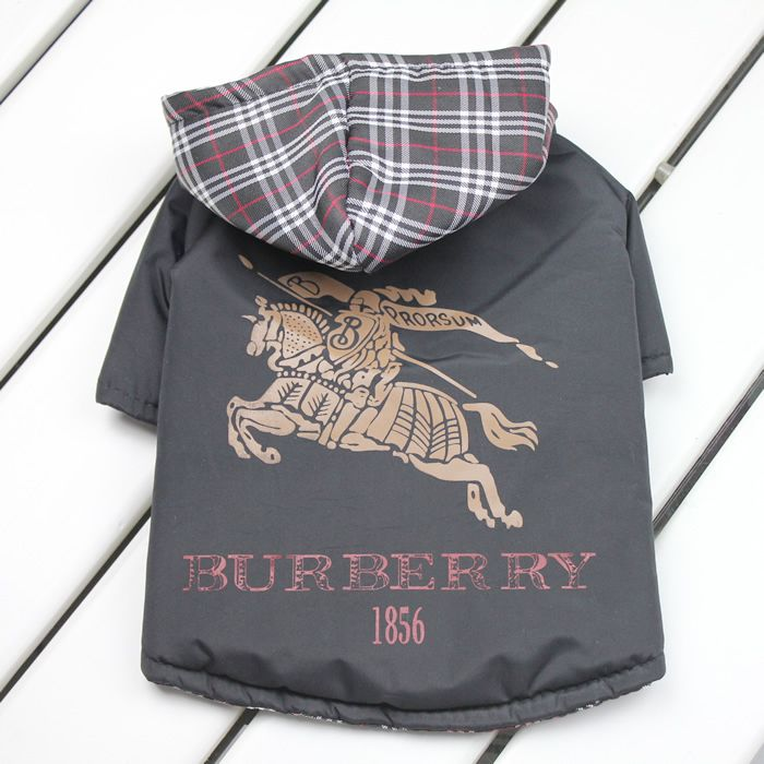 Burberry Dog Coat