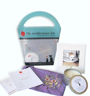 CAT LOVERS PET SYMPATHY KIT