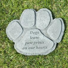 Cast Stone Pet Memorials