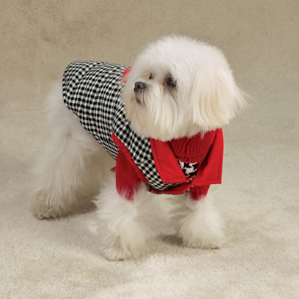 East Side Collection Puppy Love Reversible Vests
