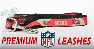 San Francisco 49ers Premium Pet Leash