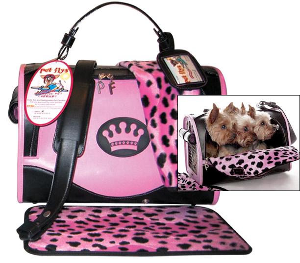 Paw Princess Pet Carrier