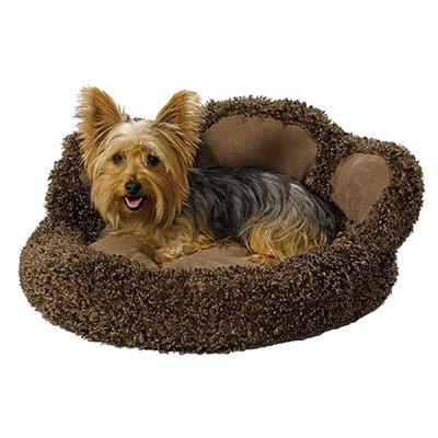 Quiet Time Boutique Paw Dog Bed