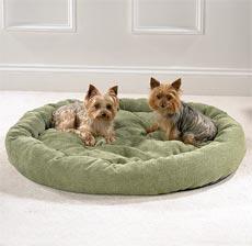 Slumber Pet Chenille Pet Beds