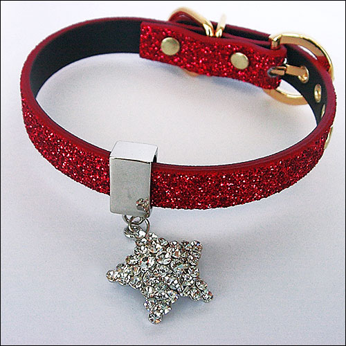 Twinkle Collar Red- Big Star