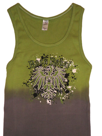 Rock Rebel Lime Adult Tank