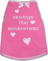 Always the Bridesmaid - Tiffany Pink