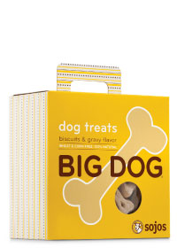 Big Dog Biscuits & Gravy Dog Treats