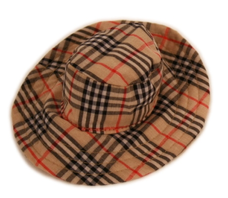 Plaid Hats
