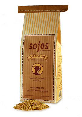 Sojos European-Style Cat Food Mix
