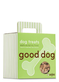 Good Dog® Apple Dumpling Dog Treats