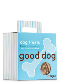 Good Dog® Blueberry Cobbler Dog Treats