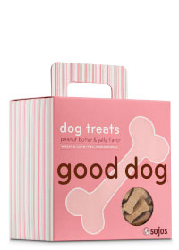 Good Dog® Peanut Butter & Jelly Dog Treats