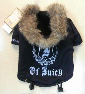 House of Juicy Pet Winter Coat
