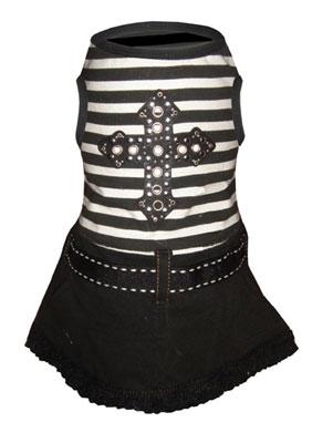 Goth Mini Skirt