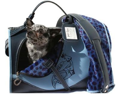 Sailor Bleu  Pet Carrier